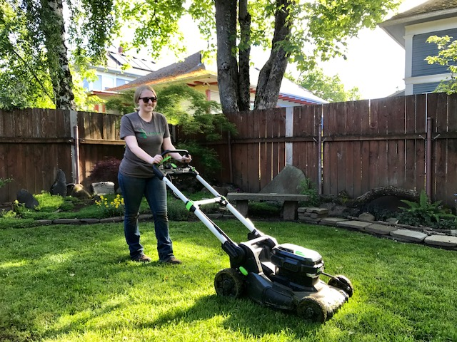 Lawn Mowing Portland Oregon